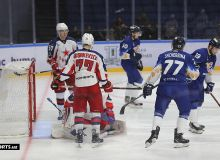 Zvezda Chekhov beat HC Humo with a 3-0 win