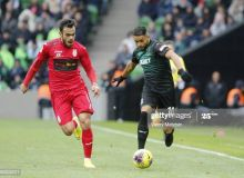FC Ufa player Oston Urunov of Uzbekistan orders suits with Bashkir national ornament