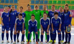 """CAFA U-19 Girls' Futsal Championship 2020"" завершён: мы вторые."