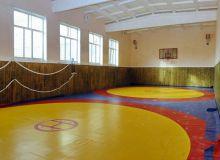 В Ташкенте проходит кубок Узбекистана по спортивной борьбе среди кадетов