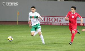 Match Highlights. FC Navbahor 0-3 FC Lokomotiv