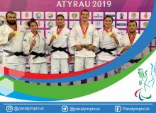 Uzbekistan top the individual medals table with seven golds in Atyrau