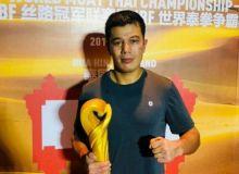 Достонбек Турдиев одержал победу на ринге в Таиланде