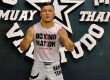 Tomorrow the Uzbek fighter is fighting in Brazil. He came face to face with his opponent