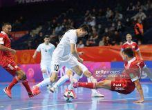 Узбекистан проиграл России в матче, в котором было забито 6 голов (Видео)