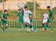 Узбекистан U-17 обыграл молодёжную команду «Бунёдкора»