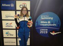 Shokhsanam Toshpulatova earns the first gold medal for Uzbekistan