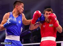 Photo Gallery. Uzbekistan Elite National Championships semi-finals in photos (Section III)