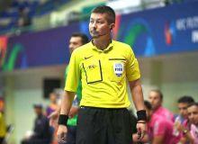 Kyrgyzstan's FIFA referee to officiate Uzbekistan vs Argentina friendly matches