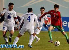 Match Highlights. FC Lokomotiv 3-2 FC Pakhtakor