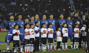 Национальная сборная Узбекистана сыграет товарищеский матч со Швецией