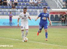FC Andijan earn a narrow 1-0 win over FC Nasaf in Andijan