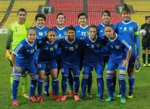 Женская сборная Узбекистана U-19 с 10 декабря приступит к УТС