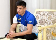 Шохжахон Эргашев: Все равно привезу в Узбекистан чемпионский пояс