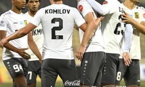 """АГМК дербида """"Металлург""""ни таслим қилди (видео)"""