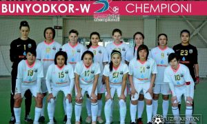 Bunyodkow-W claims Uzbekistan Women's Futsal League title