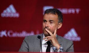 "Луис Энрике нега Испания терма жамоасига ""Реал""дан бирорта ҳам футболчи жалб этилмаганини тушунтирди"