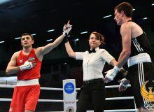 Бобоусмон Батуров первым удостоился лицензии среди боксеров