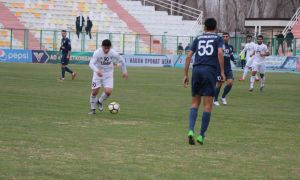 FC Metallurg secure a narrow 1-0 victory over FC Bukhara