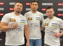 Sher Mamazulunov makes weight, ready to fight. (Video)