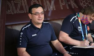 Хамиджон Актамов: Мы провели сложную игру, ничья - справедливый результат