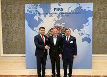 Джанни Инфантино: Решение по числу сборных на чемпионате мира-2022 будет принято в марте