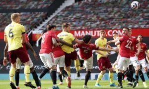 """""""Манчестер Юнайтед"""" ишончли ҳисобда ғалаба қозонди ва 2-ўринга мустаҳкам жойлашиб олди (видео)"""