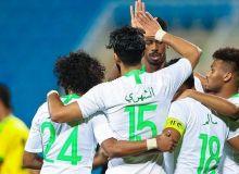 Саудия Арабистони ғалабани сақлаб қололмади (видео)