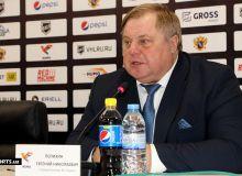 Евгений Попихин: Когда в голове сидит другой таракан, хоккей уходит на второй план