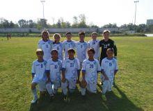 Женская сборная Узбекистана U-16 обыграла «Бунёдкор» в контрольном матче
