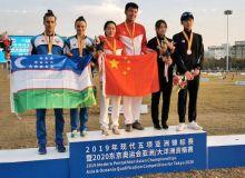 Новая победа наших пятиборцев на чемпионате Азии-Океании
