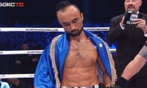 Petchpanomrung Kiatmookao puts an end to Anvar Boynazarov's challenge