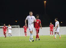 """Dubai Cup"". O'zbekiston (U-23) - BAA (U-23) 1:2"