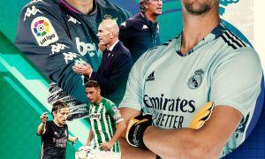 """Ла Лига. """"Реал Бетис"""" - """"Реал"""" Мадрид: Матнли трансляция"""