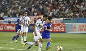 Match Highlights. FC Nasaf 1-2 FC Metallurg