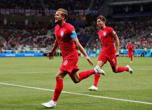 ЖЧ-2018. Кейннинг голлари Англияга Тунис устидан ғалаба олиб келди