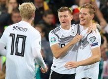 Шимолий Ирландия - Германия 0:2 (видео)