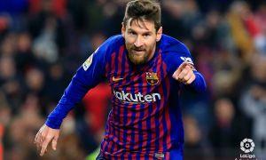 """""""Барселона"""" – """"Леганес"""" 3:1. Месси захирадан тушиб гол урди (Видео)"""