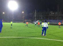 Сборная Узбекистана U-18 одержала победу над молодёжной командой «Локомотива»