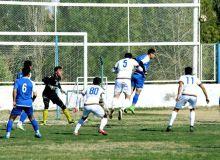 «Машъал» проиграл «Шуртану» в контрольном матче