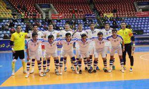 Первенство в отборочном турнире ЧА-2020 сборной Узбекистана по футзалу.