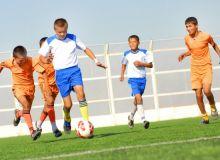 Ознакомление с работой детско-юношеских академий в Сурхандарьинской области