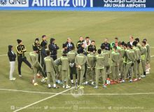 «Аль Васл» провел официальную тренировку на стадионе «Марказий»