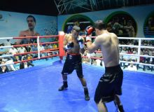 Профессионал бокс бўйича дастлабки Ўзбекистон чемпионати ғолиблари аниқланди