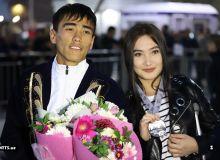 Uzbekistan's para athletes receive heroic welcome in Tashkent