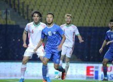 Олимпийская сборная Узбекистана с крупным счётом обыграла Иран