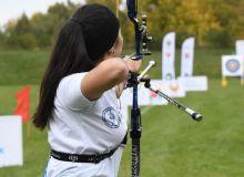 В первенстве страны соревнуются молодые лучники Ташкента, Навои и Ферганы