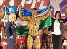 Успех бодибилдеров Узбекистана на чемпионате Европы
