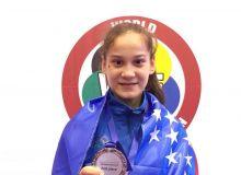 Каратистка Узбекистана завоевала путевку на Олимпиаду