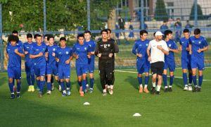 Команда Тимура Кападзе проведёт УТС на спортивной базе «Чигатай»
